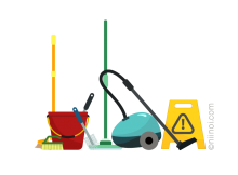 Janitorial materials