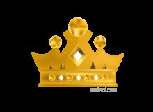Kings golden crown
