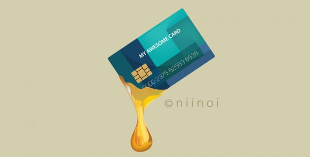 Free theme royalty-free image for credit cards and interest rates